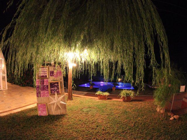 La boda de Adrián y Vanessa en Alacant/alicante, Alicante 91