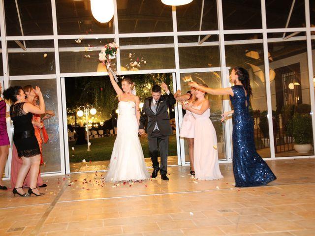 La boda de Adrián y Vanessa en Alacant/alicante, Alicante 92