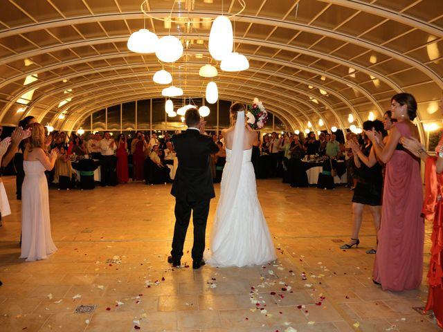 La boda de Adrián y Vanessa en Alacant/alicante, Alicante 93