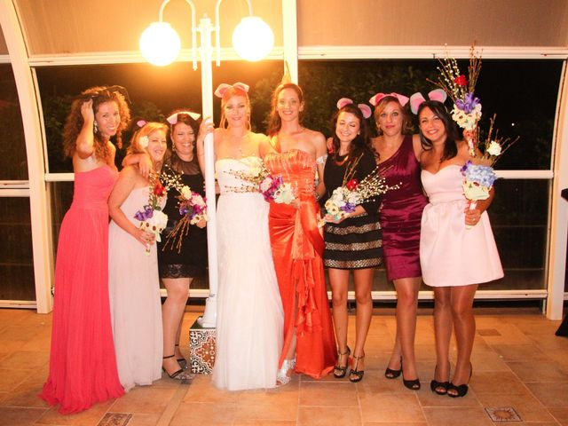 La boda de Adrián y Vanessa en Alacant/alicante, Alicante 95