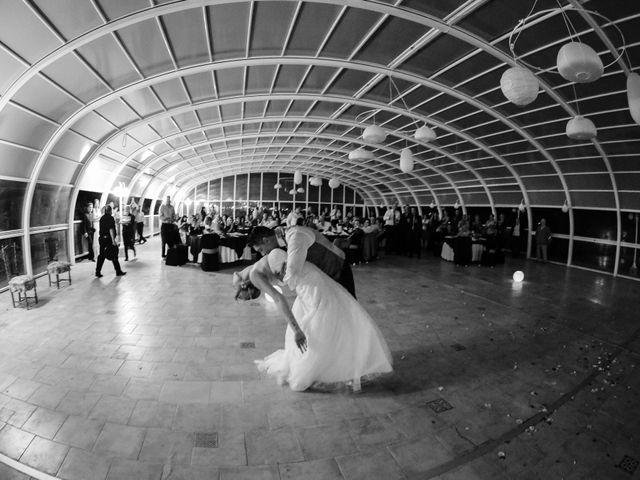 La boda de Adrián y Vanessa en Alacant/alicante, Alicante 97