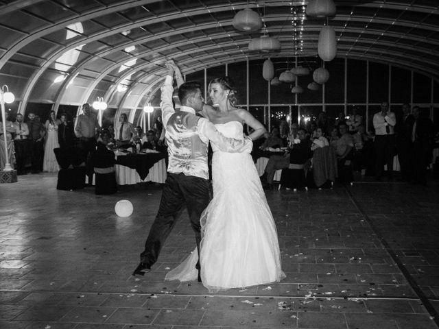 La boda de Adrián y Vanessa en Alacant/alicante, Alicante 100