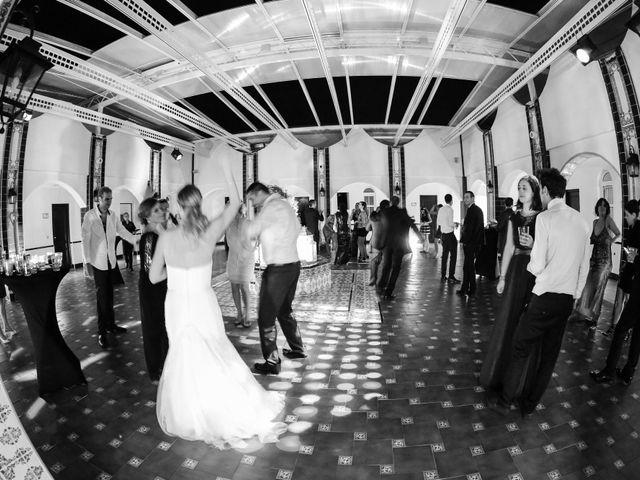 La boda de Adrián y Vanessa en Alacant/alicante, Alicante 101