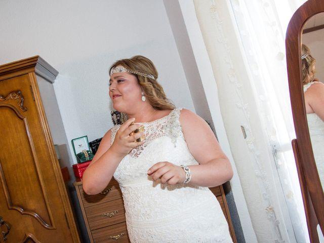 La boda de Jose Victor y Elisabeth en Los Ramos, Murcia 3