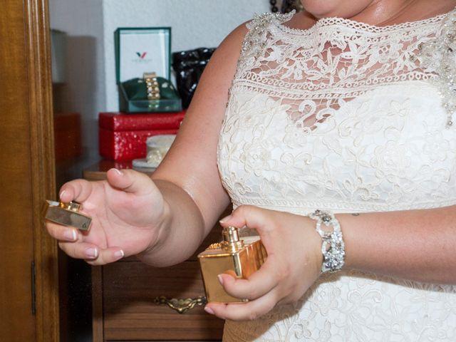 La boda de Jose Victor y Elisabeth en Los Ramos, Murcia 4