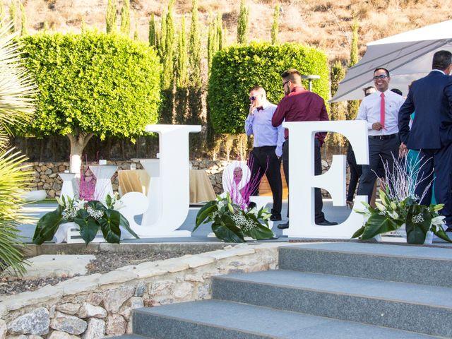 La boda de Jose Victor y Elisabeth en Los Ramos, Murcia 5