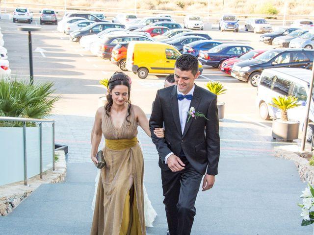 La boda de Jose Victor y Elisabeth en Los Ramos, Murcia 8