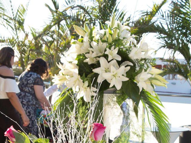 La boda de Jose Victor y Elisabeth en Los Ramos, Murcia 12