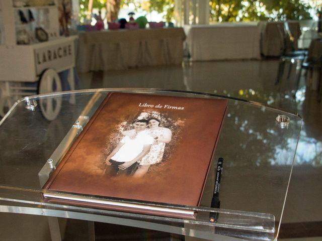 La boda de Jose Victor y Elisabeth en Los Ramos, Murcia 17
