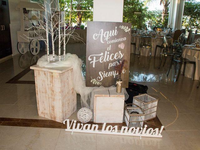 La boda de Jose Victor y Elisabeth en Los Ramos, Murcia 18