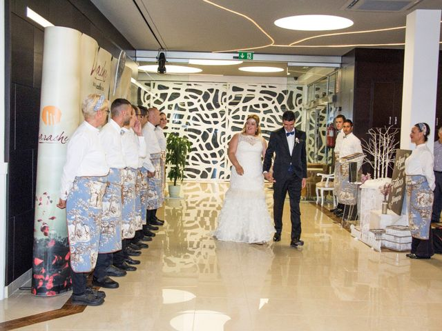 La boda de Jose Victor y Elisabeth en Los Ramos, Murcia 23
