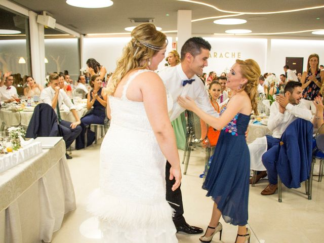 La boda de Jose Victor y Elisabeth en Los Ramos, Murcia 26