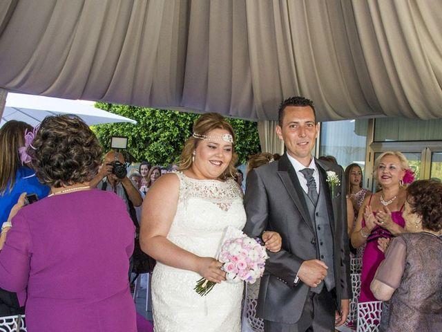 La boda de Jose Victor y Elisabeth en Los Ramos, Murcia 31
