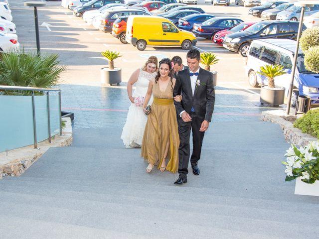La boda de Jose Victor y Elisabeth en Los Ramos, Murcia 39