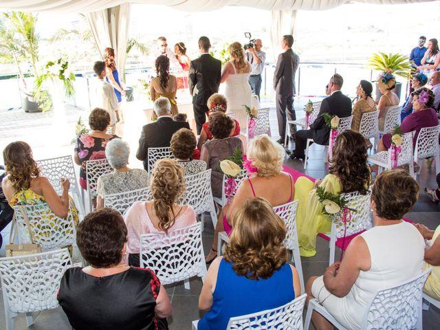 La boda de Jose Victor y Elisabeth en Los Ramos, Murcia 41