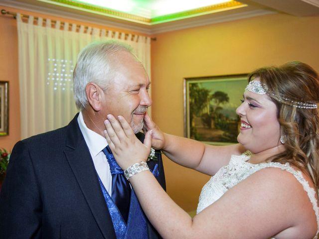 La boda de Jose Victor y Elisabeth en Los Ramos, Murcia 55