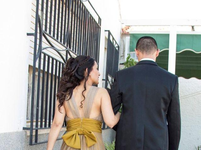 La boda de Jose Victor y Elisabeth en Los Ramos, Murcia 56