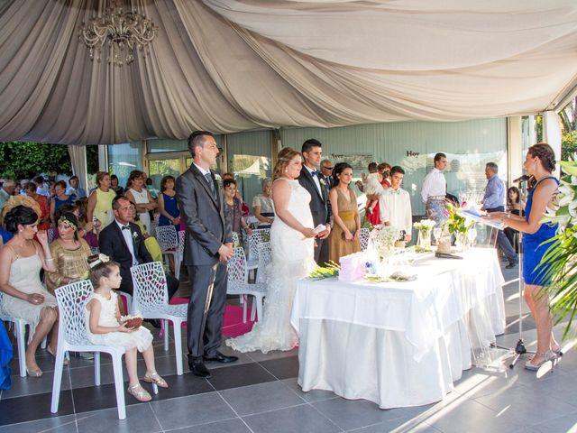 La boda de Jose Victor y Elisabeth en Los Ramos, Murcia 59