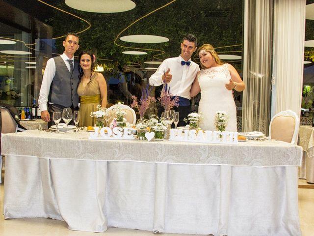 La boda de Jose Victor y Elisabeth en Los Ramos, Murcia 63