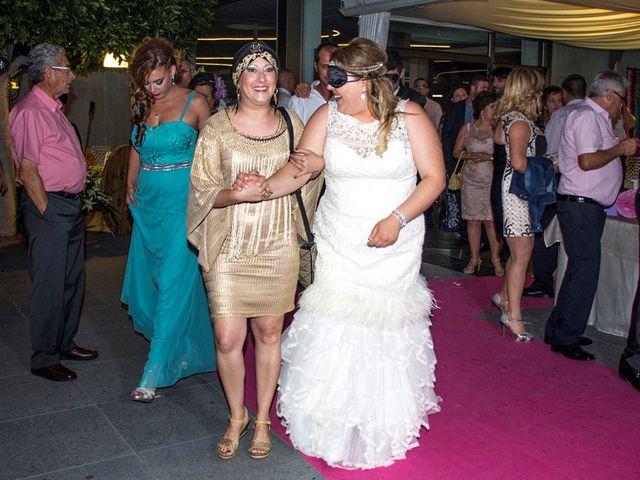 La boda de Jose Victor y Elisabeth en Los Ramos, Murcia 68