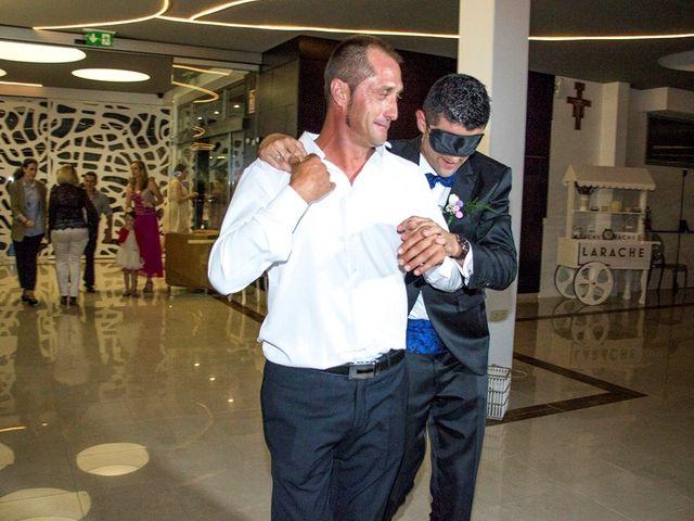 La boda de Jose Victor y Elisabeth en Los Ramos, Murcia 69