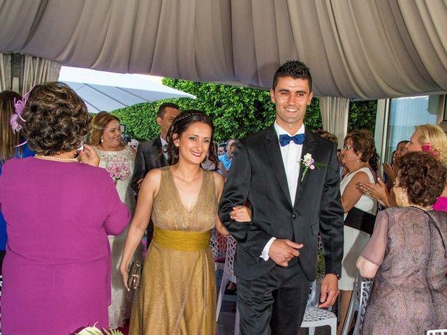 La boda de Jose Victor y Elisabeth en Los Ramos, Murcia 76