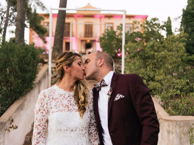 La boda de Susana y Paco