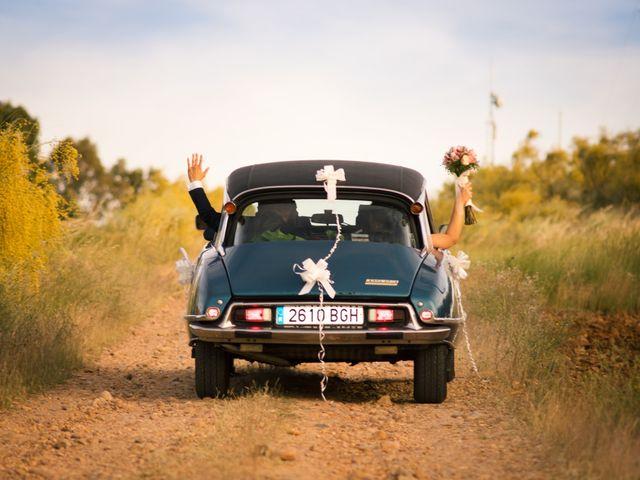 La boda de Mari y Pedro