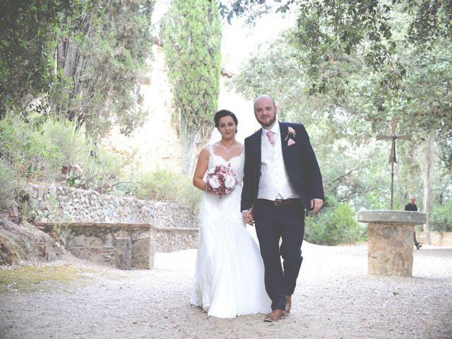La boda de Allan y Francesca en Dosrius, Barcelona 11