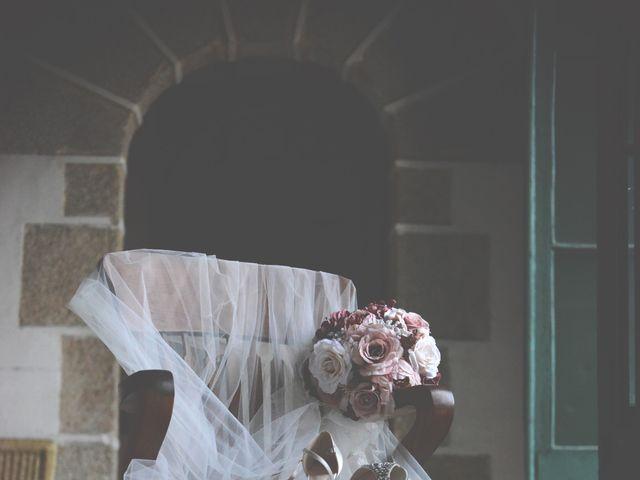 La boda de Allan y Francesca en Dosrius, Barcelona 4