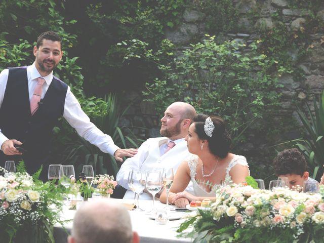 La boda de Allan y Francesca en Dosrius, Barcelona 17