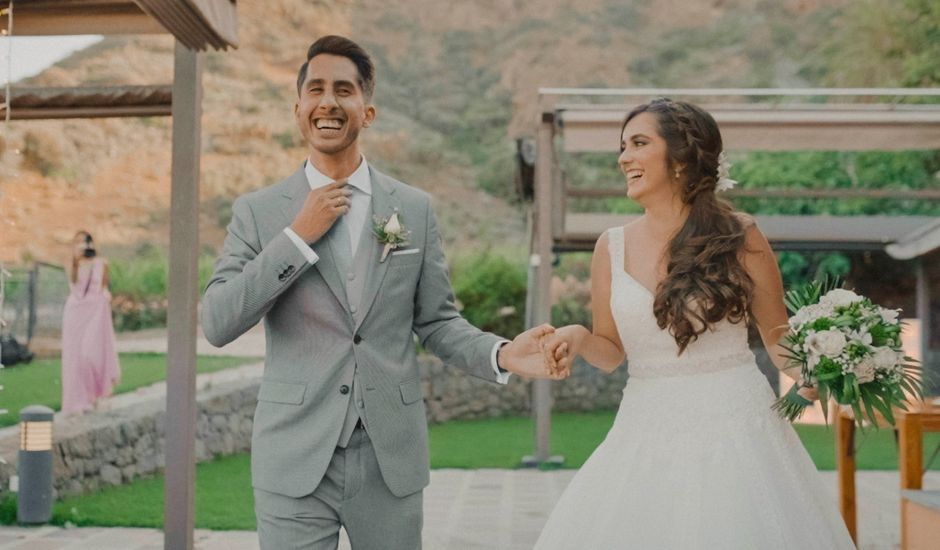 La boda de Irene  y Laureano en Las Palmas De Gran Canaria, Las Palmas