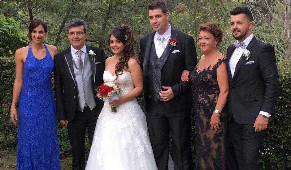 La boda de Jose Antonio y Sandra  en Llinars Del Valles, Barcelona