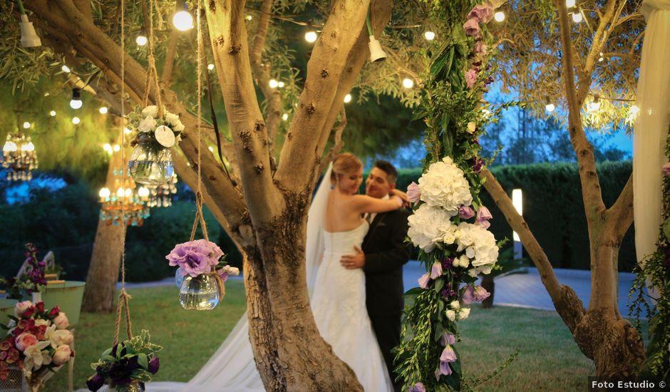 La boda de Adrián y Vanessa en Alacant/alicante, Alicante