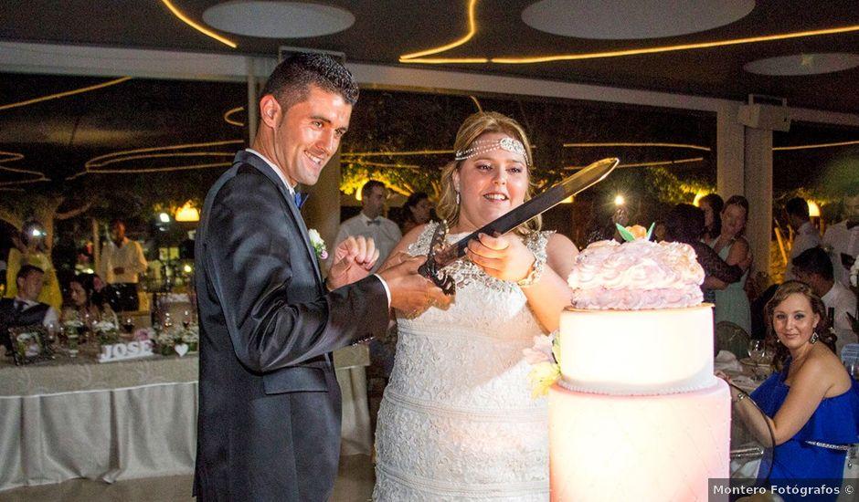 La boda de Jose Victor y Elisabeth en Los Ramos, Murcia