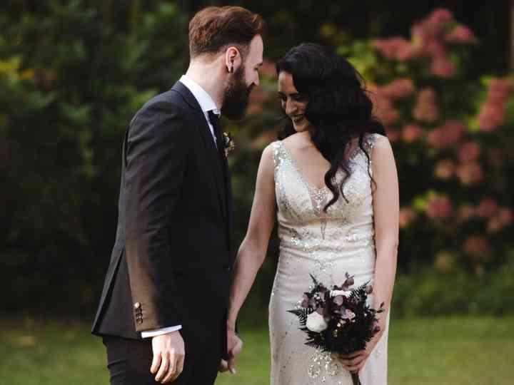 La boda de Adriá y Cristina