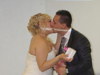 La boda de Itamar y Estefania