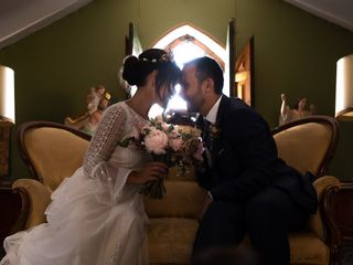 La boda de Alejandra y Carlos
