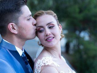 La boda de Lucas y Eli
