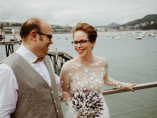 La boda de Pablo y Laura