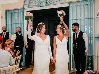 La boda de Nerea y María Ángeles