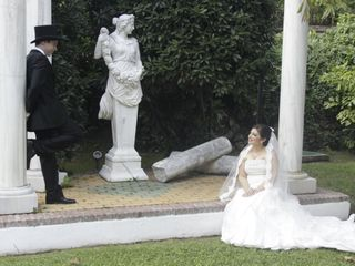 La boda de Kary y Fran