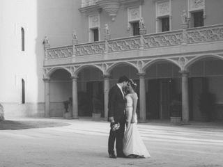 La boda de Inés y Alejandro 2