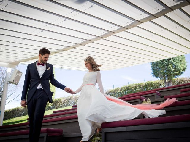 La boda de Sergio y María en Logroño, La Rioja 1