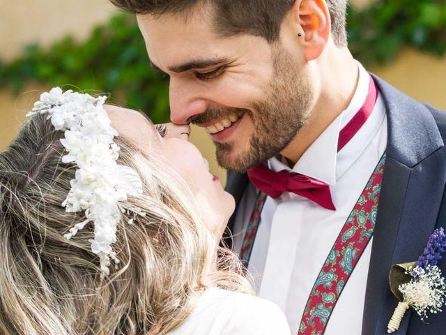 La boda de Sergio y María en Logroño, La Rioja 85