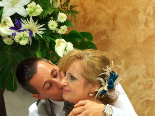 La boda de Estefania y Itamar en Valencia, Valencia 6