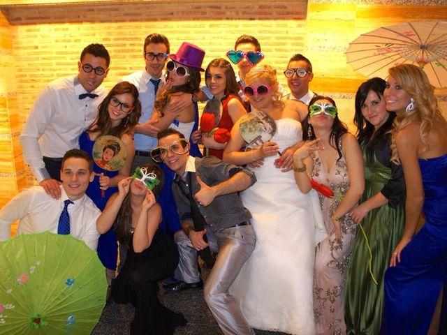 La boda de Estefania y Itamar en Valencia, Valencia 1