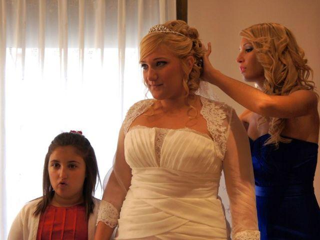La boda de Estefania y Itamar en Valencia, Valencia 10
