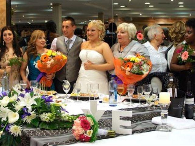 La boda de Estefania y Itamar en Valencia, Valencia 2