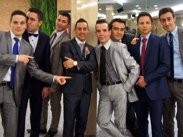La boda de Estefania y Itamar en Valencia, Valencia 13